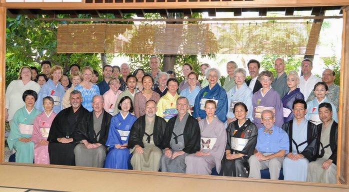 Midorikai Alumni Reunion Group Picture - 7/21/2010